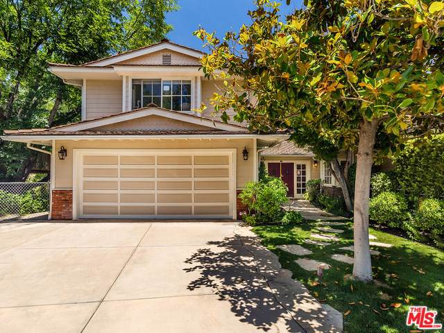 24835 Jacob Hamblin Road, Hidden Hills, CA 91302 (#19494864) :: Allison James Estates and Homes
