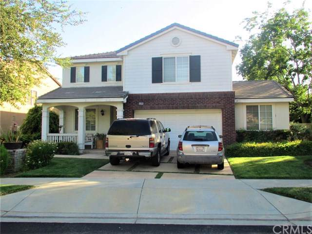 33249 Newbury Street, Yucaipa, CA 92399 (#TR19182332) :: RE/MAX Empire Properties