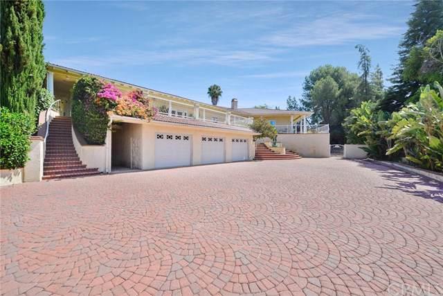 820 Escarpado Drive, La Habra Heights, CA 90631 (#PW19181411) :: The Laffins Real Estate Team