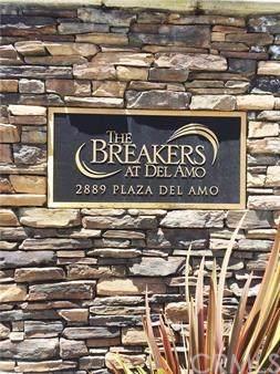 2889 Plaza Del Amo #101, Torrance, CA 90503 (#SB19183141) :: Fred Sed Group
