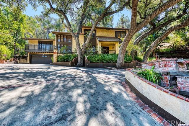 1870 Rosemont Avenue, Pasadena, CA 91103 (#319002686) :: The Brad Korb Real Estate Group