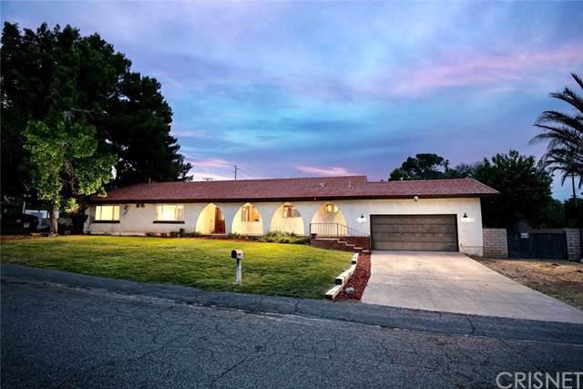 42009 Silver Puffs Drive, Quartz Hill, CA 93536 (#SR19182892) :: The Laffins Real Estate Team