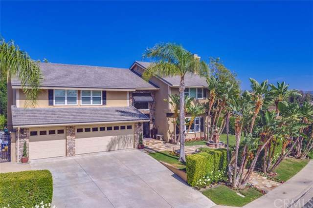5168 Avenida De Amor, Yorba Linda, CA 92886 (#PW19181356) :: Allison James Estates and Homes