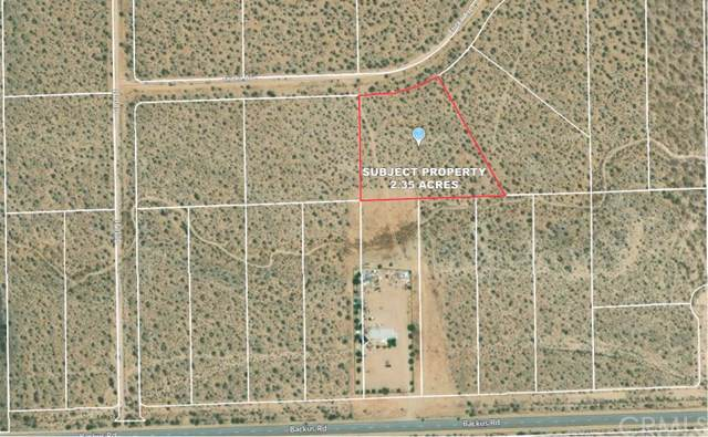 0 Ericka, Mojave, CA  (#OC19183493) :: Rogers Realty Group/Berkshire Hathaway HomeServices California Properties