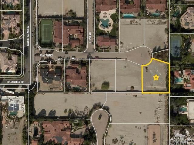 9 Via Lantico, Rancho Mirage, CA 92270 (#219020729DA) :: J1 Realty Group