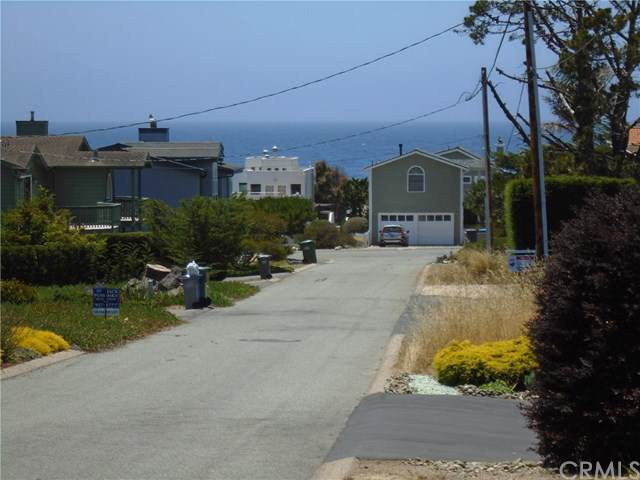 0 Gaines Street, Cambria, CA 93428 (#SC19184016) :: Doherty Real Estate Group