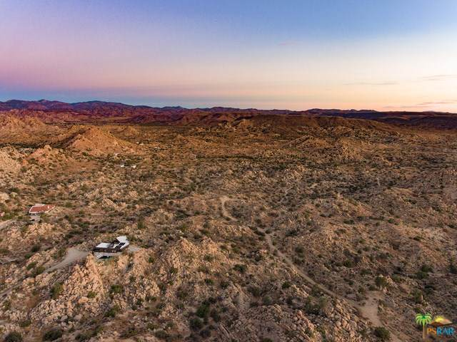 0 Skyline Ranch Road, Yucca Valley, CA 92284 (#19490380PS) :: RE/MAX Empire Properties