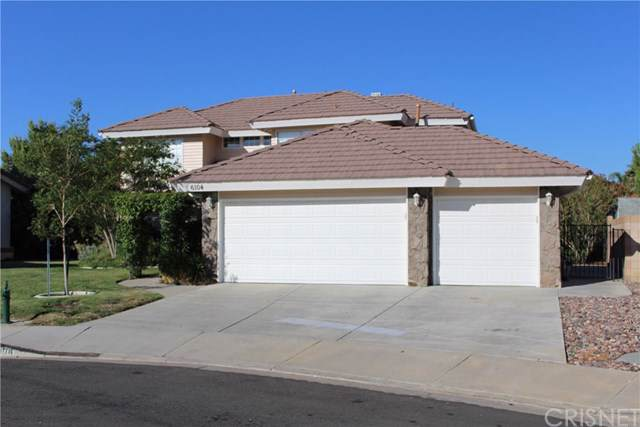 6104 Cabriolet Court, Quartz Hill, CA 93536 (#SR19181366) :: The Laffins Real Estate Team