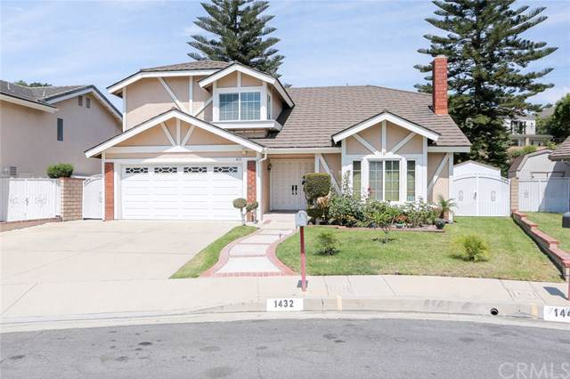 1432 Redpost Court, Diamond Bar, CA 91765 (#PW19182450) :: Fred Sed Group