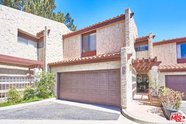 4225 Via Arbolada #573, Los Angeles (City), CA 90042 (#19495660) :: Berkshire Hathaway Home Services California Properties