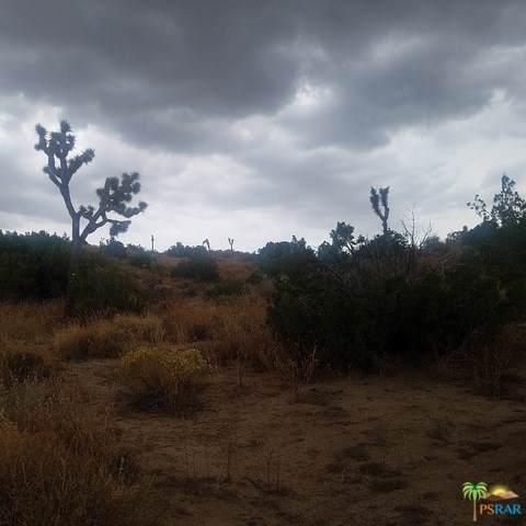 0 Mormon Avenue, Yucca Valley, CA 92284 (#19495828PS) :: RE/MAX Empire Properties