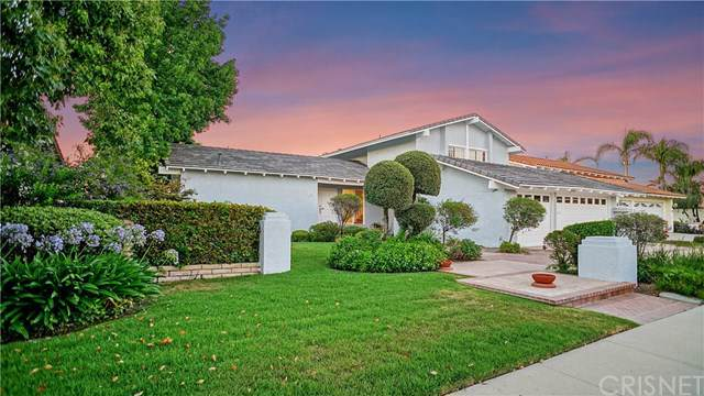 1152 Stoneshead Court, Westlake Village, CA 91361 (#SR19169838) :: RE/MAX Parkside Real Estate