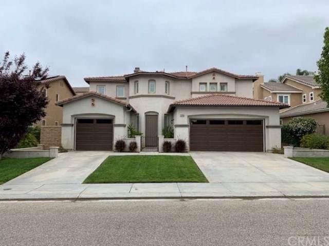 27115 Tube Rose Street, Murrieta, CA 92562 (#SW19184556) :: EXIT Alliance Realty
