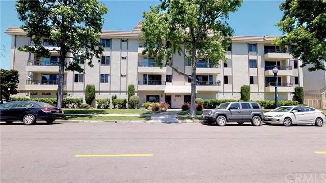 2121 E 1st Street #302, Long Beach, CA 90803 (#PW19183040) :: Allison James Estates and Homes
