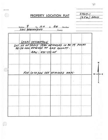 0 Apn 0492-371-05-0000, Kramer Junction, CA  (#BB19184582) :: J1 Realty Group