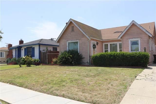 1117 Walnut Street, Inglewood, CA 90301 (#OC19175617) :: Allison James Estates and Homes