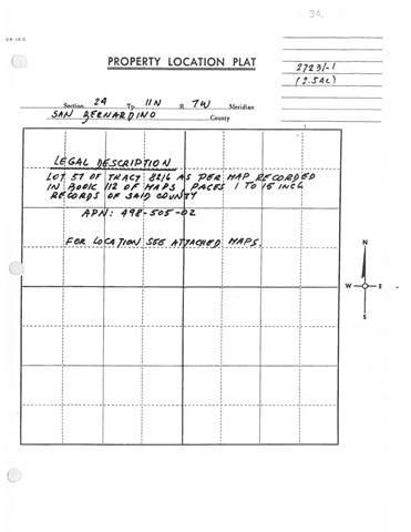 0 Apn 0498-361-07-0000, Kramer Junction, CA  (#BB19184704) :: J1 Realty Group