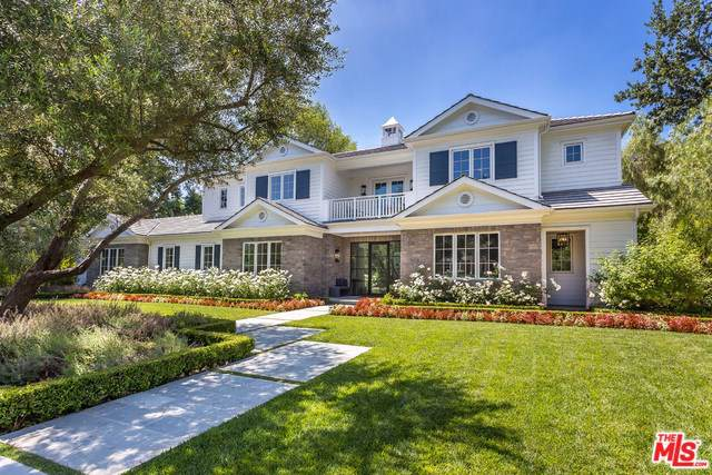 24716 Long Valley Road, Hidden Hills, CA 91302 (#19495996) :: Allison James Estates and Homes