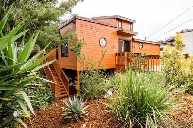 1212 Johnson Ave, San Diego, CA 92103 (#190043014) :: OnQu Realty