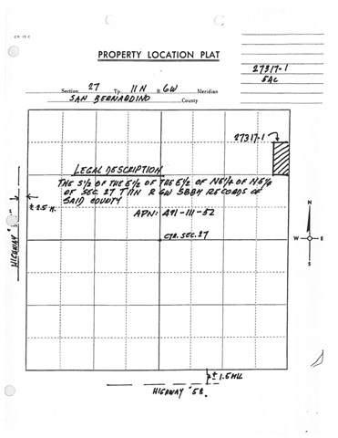 0 Apn 0491-111-52-0000, Kramer Junction, CA  (#BB19184896) :: The Brad Korb Real Estate Group