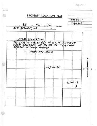 0 Apn 0498-181-11-0000, Kramer Junction, CA  (#BB19184927) :: The Brad Korb Real Estate Group