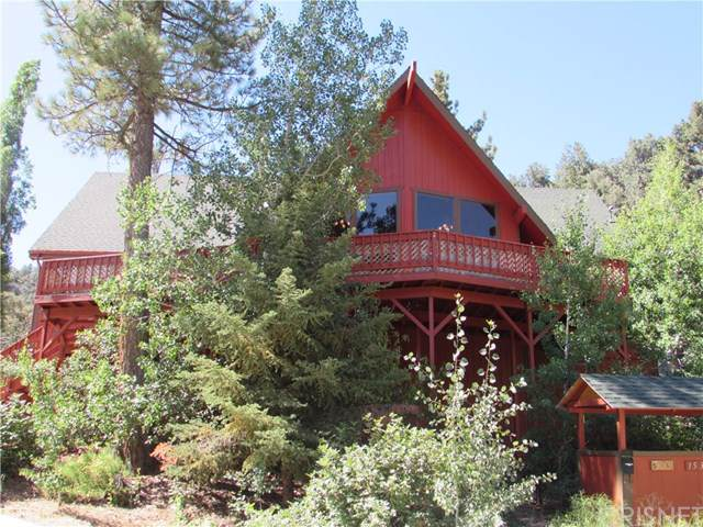 15324 Nesthorn Way, Pine Mountain Club, CA 93222 (#SR19182172) :: Z Team OC Real Estate