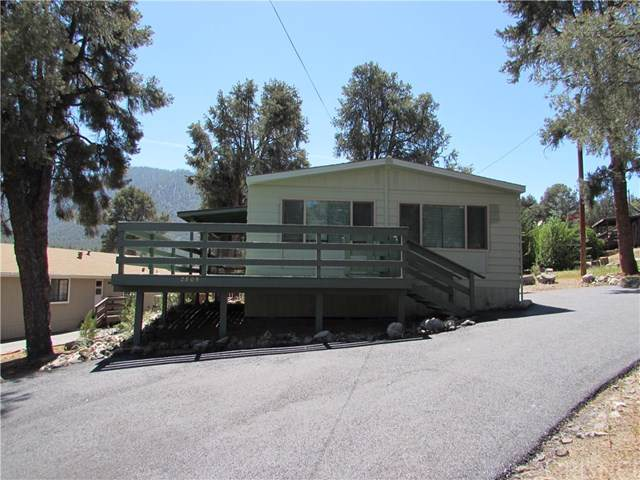 2805 Klondike Way, Pine Mountain Club, CA 93222 (#SR19185532) :: Z Team OC Real Estate