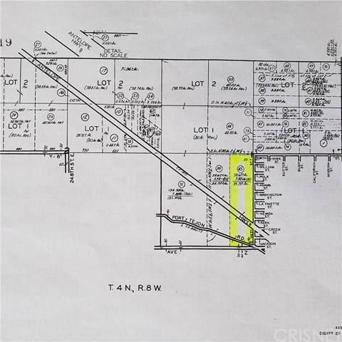 0 Vac/Antelope Hwy Pav /Fort, Llano, CA 93544 (#SR19185756) :: The Houston Team | Compass