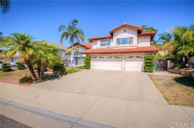 824 Leyland Drive, Diamond Bar, CA 91765 (#PW19186081) :: Fred Sed Group