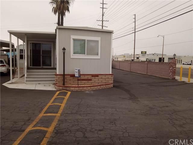 22516 Normandie Avenue #30, Torrance, CA 90502 (#DW19184561) :: Faye Bashar & Associates