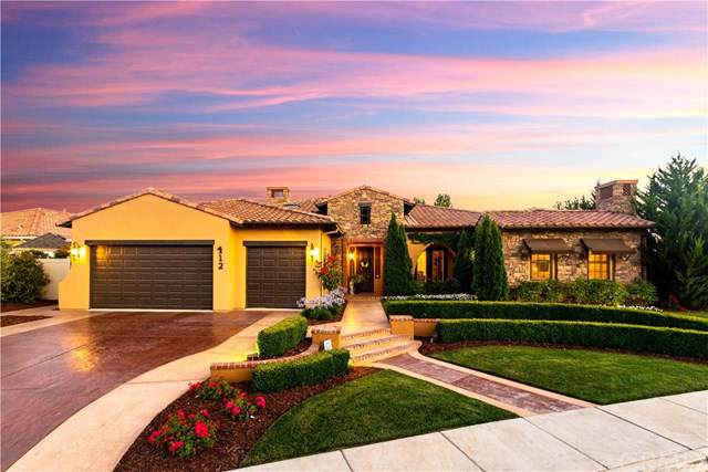 412 Cool Valley Drive, Paso Robles, CA 93446 (#NS19181386) :: RE/MAX Parkside Real Estate