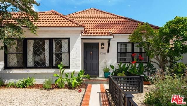 10543 Bloomfield Street, Toluca Lake, CA 91602 (#19492818) :: The Brad Korb Real Estate Group