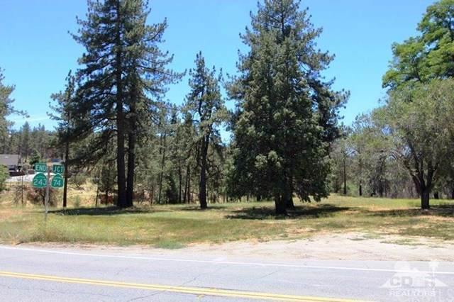 Highway 243, Mountain Center, CA 92561 (#219020797DA) :: J1 Realty Group