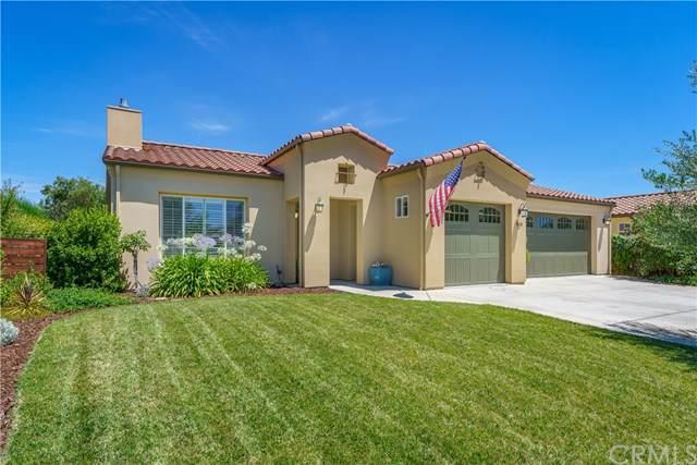927 Vista Cerro Drive, Paso Robles, CA 93446 (#SP19185936) :: RE/MAX Parkside Real Estate