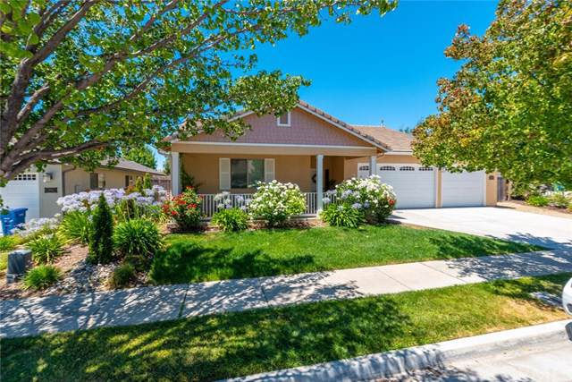 2603 Caymus Court, Paso Robles, CA 93446 (#NS19186506) :: RE/MAX Parkside Real Estate
