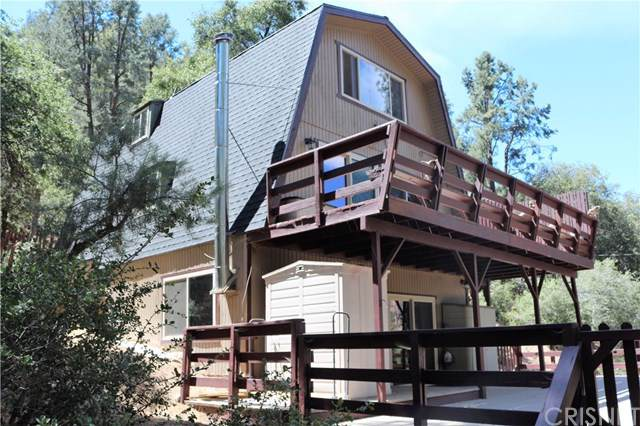 2101 Freeman Drive, Pine Mountain Club, CA 93225 (#SR19186236) :: Z Team OC Real Estate