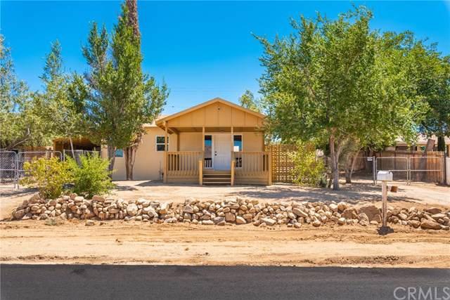 56065 Navajo Trail, Yucca Valley, CA 92284 (#EV19186801) :: Team Tami
