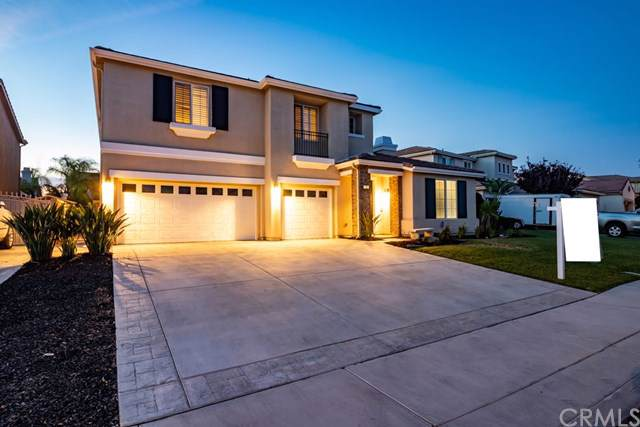 7983 Vandewater Street, Eastvale, CA 92880 (#IG19187417) :: Fred Sed Group
