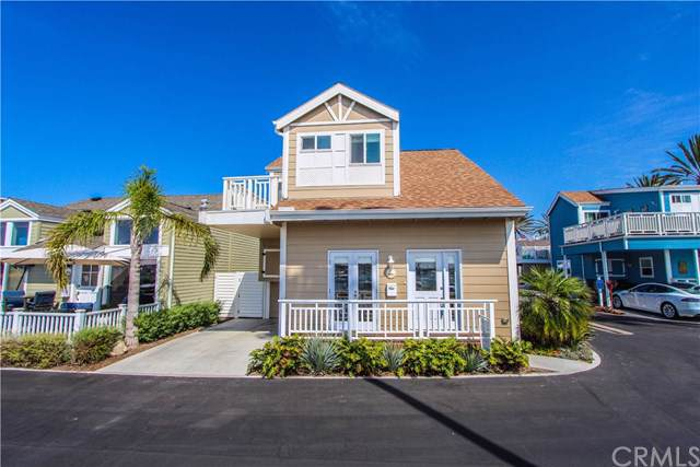 54 Beach Drive #81, Newport Beach, CA 92663 (#NP19187479) :: Brandon Hobbs Group
