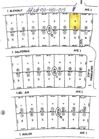 1237 Glendale Avenue, Salton City, CA 92275 (#219021219DA) :: Sperry Residential Group