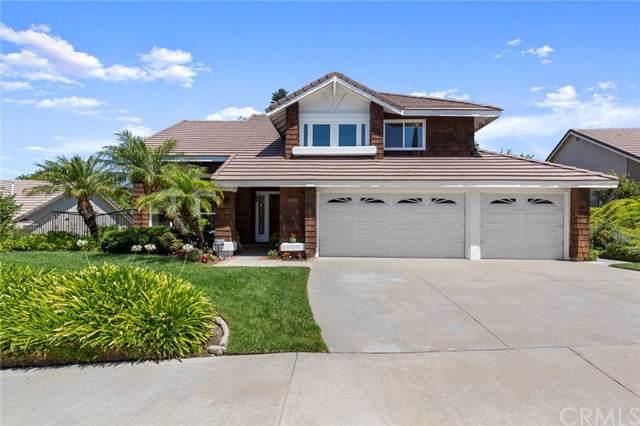 2123 E Vista Canyon Road, Orange, CA 92867 (#PW19187871) :: Fred Sed Group