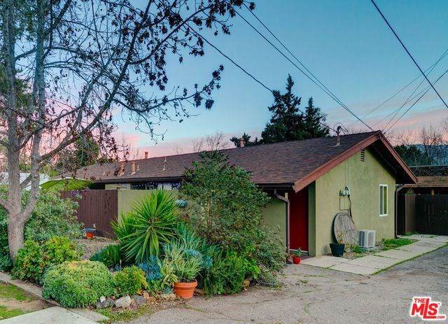 605 E Oak Street, Ojai, CA 93023 (#19497196) :: Sperry Residential Group