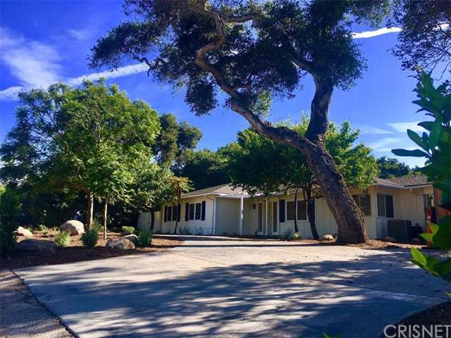 160 Santo Tomas Lane, Santa Barbara, CA 93108 (#SR19188188) :: RE/MAX Parkside Real Estate
