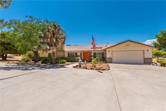 9124 Joshua Ln, Yucca Valley, CA 92284 (#JT19182111) :: RE/MAX Empire Properties