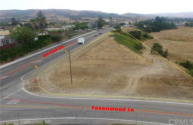 775 E Clark Avenue, Santa Maria, CA 93455 (#PI19187749) :: RE/MAX Parkside Real Estate