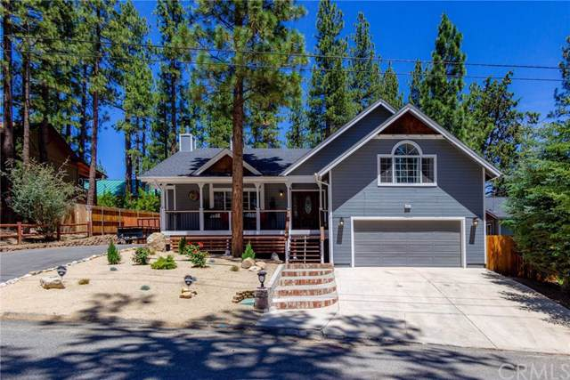 1225 Redwood Drive, Big Bear, CA 92314 (#SW19188664) :: Faye Bashar & Associates