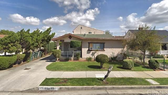 408 W Cleveland Avenue, Montebello, CA 90640 (#AR19188292) :: The Laffins Real Estate Team