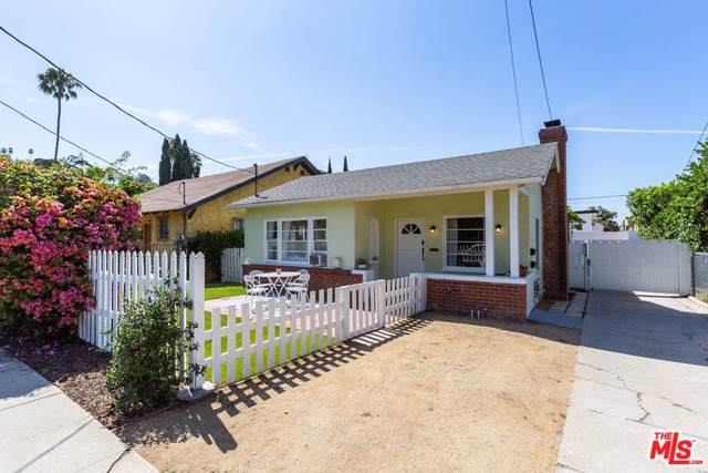 4118 Cumberland Avenue, Los Angeles (City), CA 90027 (#19497704) :: Allison James Estates and Homes