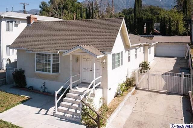 3243 Honolulu Avenue, Glendale, CA 91214 (#319003249) :: The Brad Korb Real Estate Group