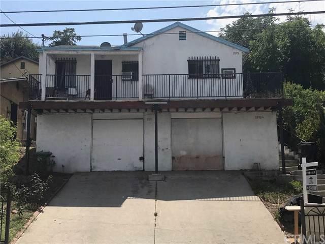 1573 N Herbert Avenue, Los Angeles (City), CA 90063 (#MB19190065) :: Team Tami